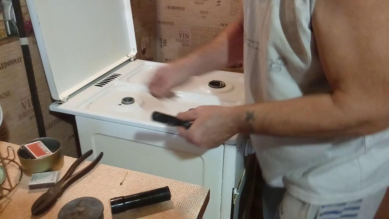 Ремонт газовой плиты своими руками норд 10