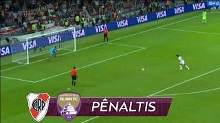 PÊNALTI/ River plate 2 x 2 Al Ain FC ( Melhores Momentos ) Copa Do Mundo de Clubes  18/12/2018