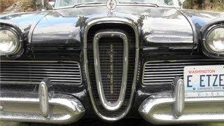 The Edsel: A Brilliant Failure