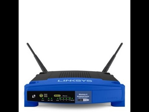 Review on Linksys WRT54GL Wireless router