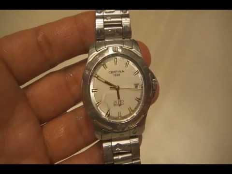 ЧАСЫ Certina 1888 DS Pro - часы для экстремальных видов спорта