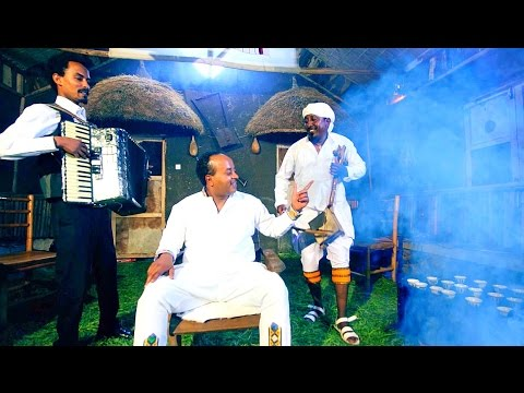 Getish Mamo Ethiopian Music 2016 (Official Video) - Tekebel