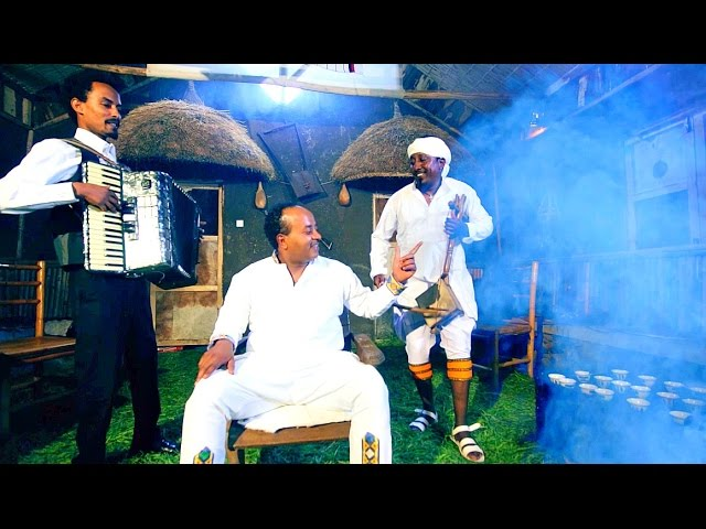 Getish Mamo - Tekebel |  - New Ethiopian Music 2016 (Official Video)