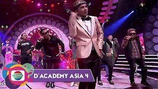 GA NYANGKA!! Five Minutes Lentur Juga Joget ABC Dance Bareng Jirayut! - DA Asia 4