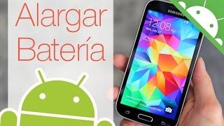 Android Avanzado | ALARGAR BATERIA EN ANDROID