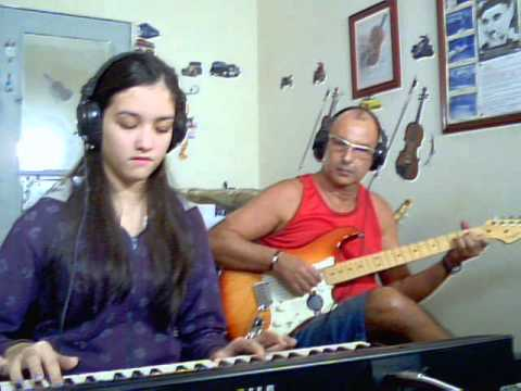 AVRIL LAVIGNE WHEN YOU'RE GONE  COVER - RICARDO PACHA E EVEN MARIA