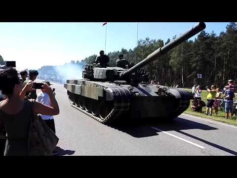 Święto Wojska Polskiego W Bydgoszczy. Parada Bydgoskiej Brygady Logistycznej 2017r.