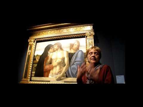 Giovanni Bellini a Brera. La mostra raccontata dalla soprintendente Sandrina Bandera.