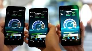 เทสสปีด 4G 3 ค่าย TRUE DTAC AIS กลางเมืองกรุง [Update Apr 2016]