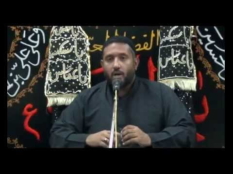 Shaykh Abbas Ismail (ENGLISH) :: 8th Muharram 1438 :: 9th Oct 2016 :: Bandra Khoja Masjid Mumbai