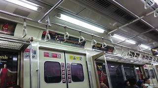 ????Melodi musik classic di kereta Commuter Line, part 1