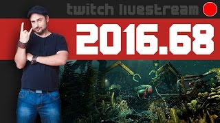 Livestream 2016 #68 - News, Disney Princess, SOMA