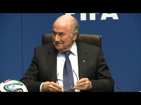 Blatter quiere seguir al frente de la FIFA