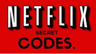 HOW TO USE NETFLIX SECRET CODES *NEW 2017*