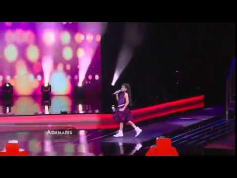 Adamaris - Inevitable (la Academia Kids)