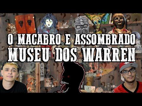 O MACABRO MUSEU DOS WARREN ft AMBUPLAY