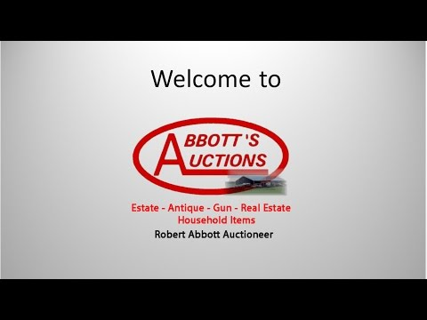 Abbotts Auction - Nevada, Ohio