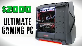 $2000 Ultimate Gaming PC Build - January