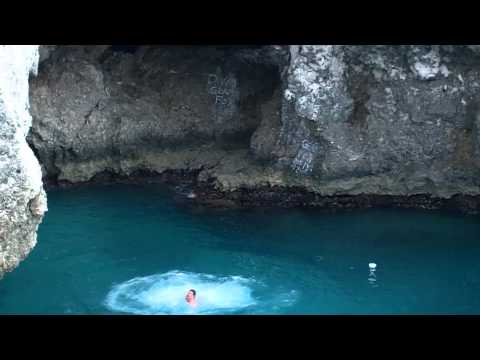 RICKS CAFE CLIFF DIVING, NEGRIL JAMAICA