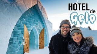 Hotel de Gelo em Quebec City, Canadá | Priscila Sanches