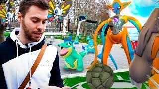 DEOXYS RAID EX😱  & KAIMINUS SHINY ! - Pokémon GO