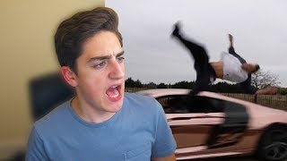 YouTube *Gone Very Wrong* (Tanner Braungardt Reaction)