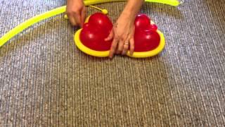 Сердце из шаров своими руками