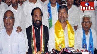 పొత్తులపై శరవేగంగా మారుతున్న సమీకరణలు | Telangana Mahakutami  | Election Report | hmtv