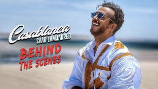 Saad Lamjarred - Casablanca (Behind the Scenes Part 2)