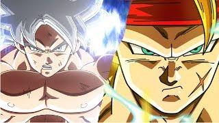 Goku vs Bardock Power Levels Over The Years (DBZ/DBS/DBH)