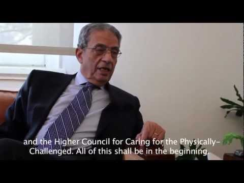 Hiwar Interview with Amr Moussa
