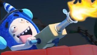 Oddbods Full Episode - Oddbods Full Movie   Snowbear   Funny Cartoons For Kids