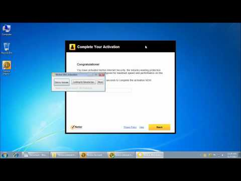 How To Activate Norton Internet Security 2012
