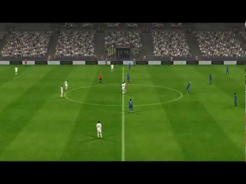PES 2013 | Friendly Match | England vs Brazil | 06.02.2013 | by Xach