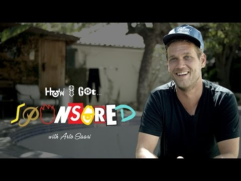 Arto Saari - How I Got Sponsored