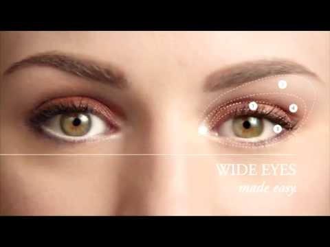 Lancome eye makeup tutorial