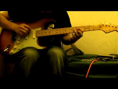 The Black Keys/Junior Kimbrough - Meet Me In The City Inspired Guitar Riff!