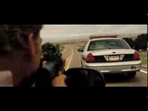 The Hitcher-Chase Scene