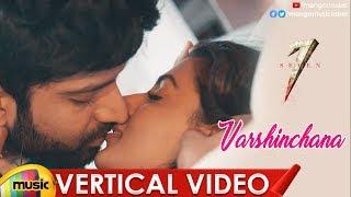 Varshinchana Vertical Video Song | 7 Telugu Movie Songs | Havish | Anisha Ambrose | Mango Music