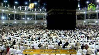 من سورة الكهف : صلاة الفجر الخميس 13-6-1436 : الشيخ سعود الشريم