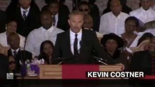 Kevin Costner 39 S Eulogy For Whitney Houston