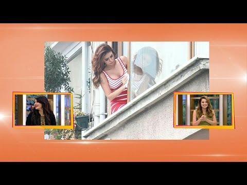 Renkli Sayfalar 5. Bölüm - Ebru Polat'ın cam silmesi olay oldu!