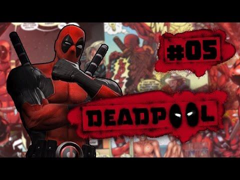 Deadpool Campaña Con Fedelobo Pt 5 (Reunion con Cable)