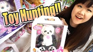TOY HUNTING - New Toys and Clearance Toys!! - Blind Bags, Pokemon, Powerpuff Girls, Exclusive & MORE