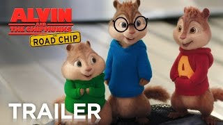 Alvin and the Chipmunks: The Road Chip | Official Trailer 2 [HD] | 20th Century FOX - Продолжительность: 2 минуты 35 секунд