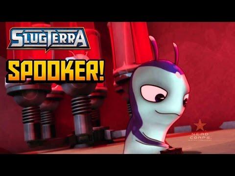 Slugterra Slugisode - Spooker!