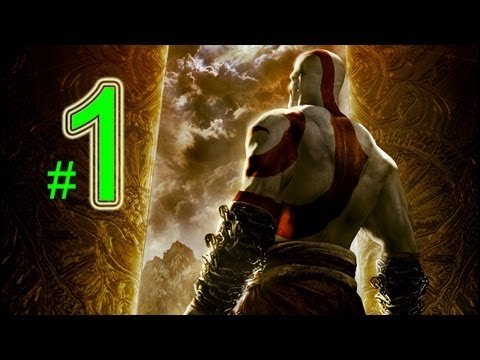 God of War Ascension - Walkthrough part 1 HD opening + tutorial + gameplay gow4 let's play