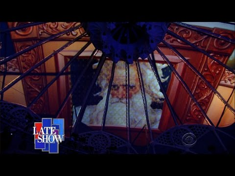Stephen Colbert's Midnight Confessions: God Edition