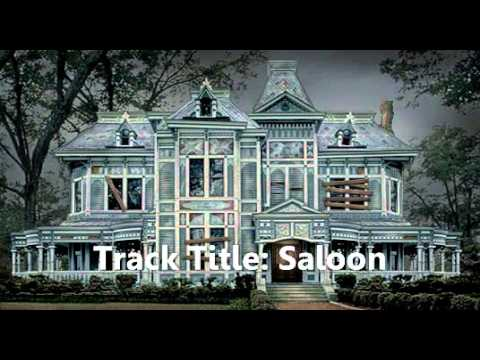 Music Track: Saloon - Nancy Drew: Message in a Haunted Mansion