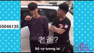 Cười vỡ bụng Hài trung quốc p1 mới 2018